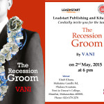 The Recession Groom_Vani_Kitab Khana_2-5-2015