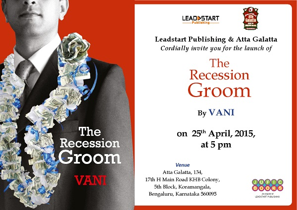 The Recession Groom_Vani_Atta Galatta_25-5-2015 resize